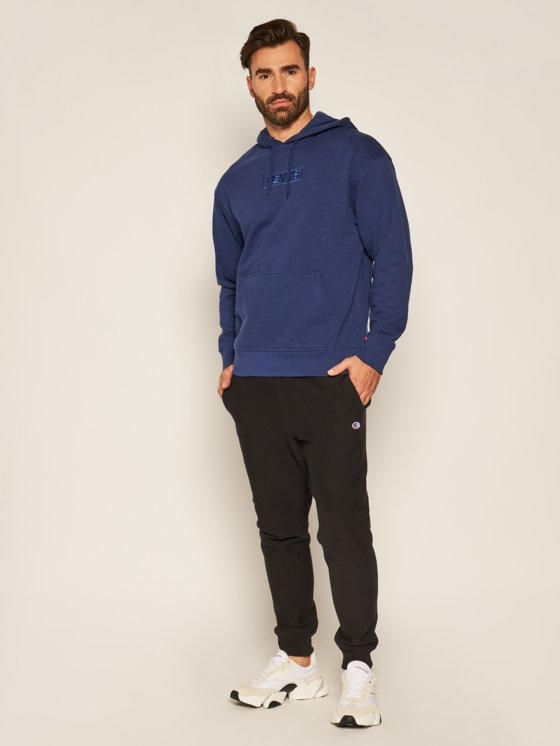 SUDADERA LEVIS T2 RELAXED GRAPHIC PO