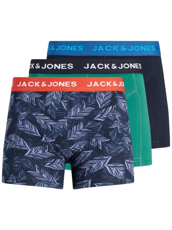 BOXER PACK 3 JACK&JONES JACBLUE
