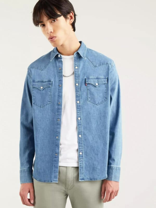 CAMISA LEVIS BARSTOW WESTERN AUTHENTIC