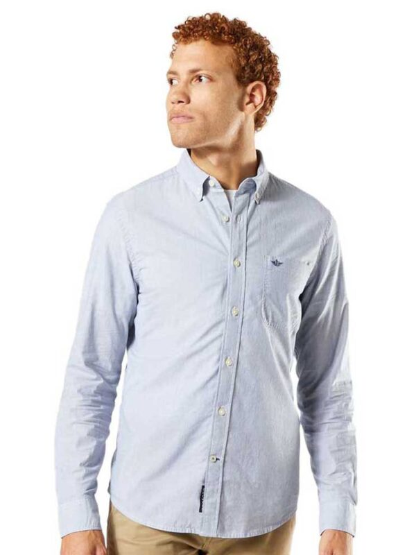 CAMISA DOCKERS SF ALPHA ICON END ON END DELFT