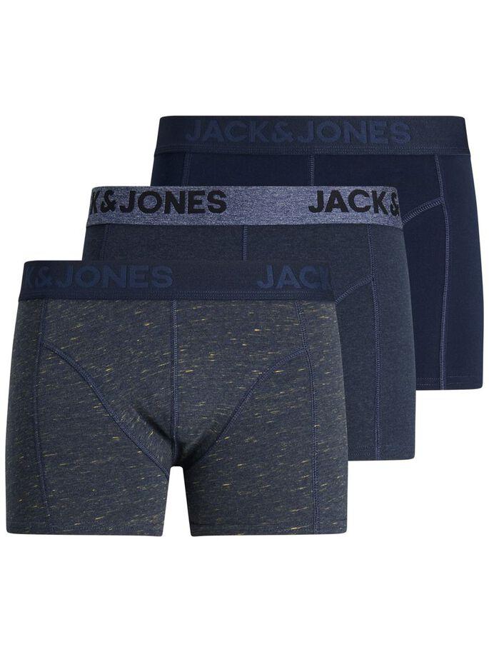 BOXER PACK 3 JACK&JONES JACJAMES