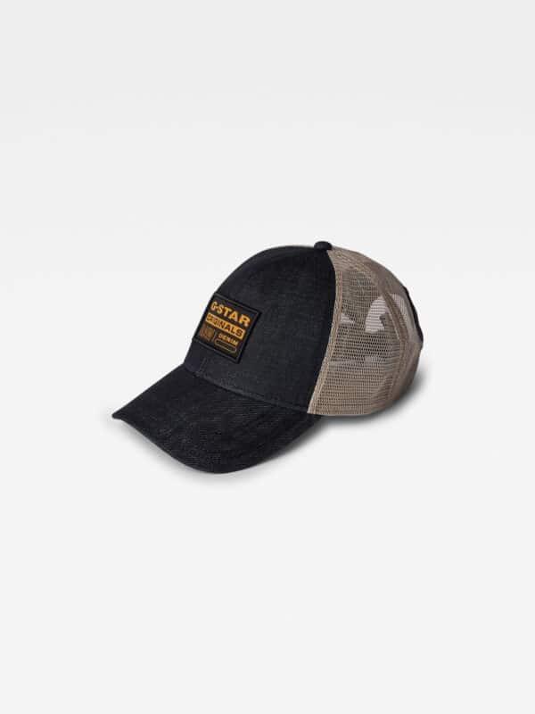 GORRA G-STAR DENIM BASEBALL TRUCKER CAP