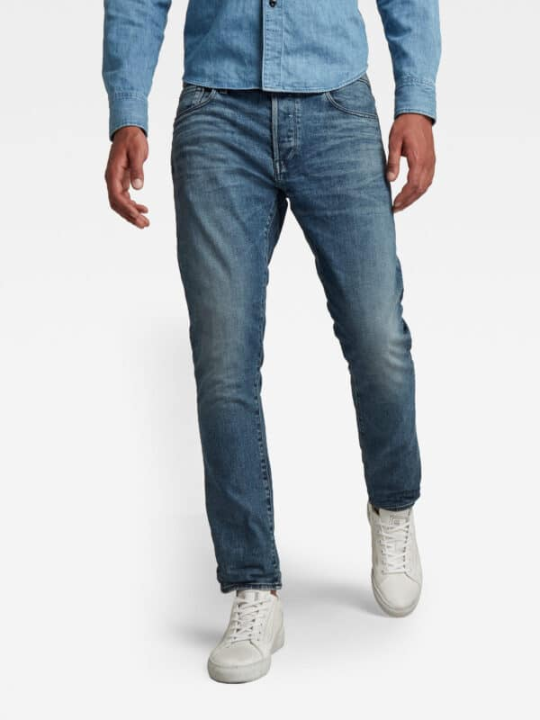 JEANS G-STAR 3301 FADED CASCADE