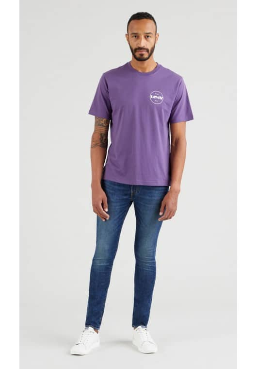 JEANS LEVIS SKINNY TAPER BAND WAGON